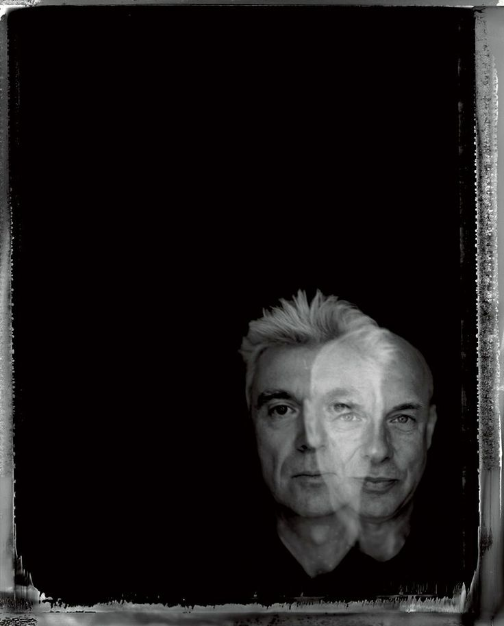 David Bryne and Brian Eno