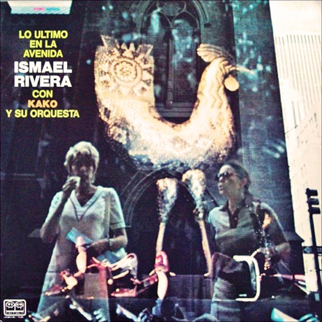 Lo Último de la Avenida de Ismael Rivera y Kako en LA HORA FANIÁTICA de José Arteaga