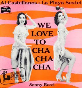 Al Castellanos & Orchestra-We love to cha cha cha-Mardi Gras-LP5008-0174