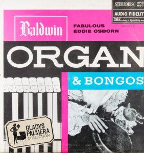 Eddie Osborn-Organ & Bongos-Audio Fidelity-5974-0086