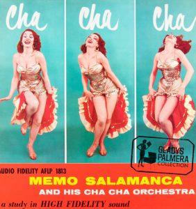 Memo Salamanca and his cha cha cha orchestra-Audio Fidelity Aflp 1813-0050