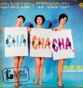 Oscar Calle y sus muchachos Cubanos-Cha cha cha One Two-Seeco-SCLP92090-0258