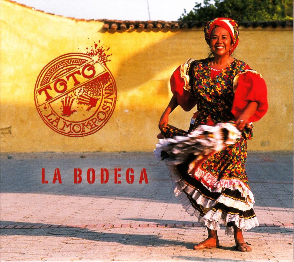 Toto la Momposina - La Bodega_front