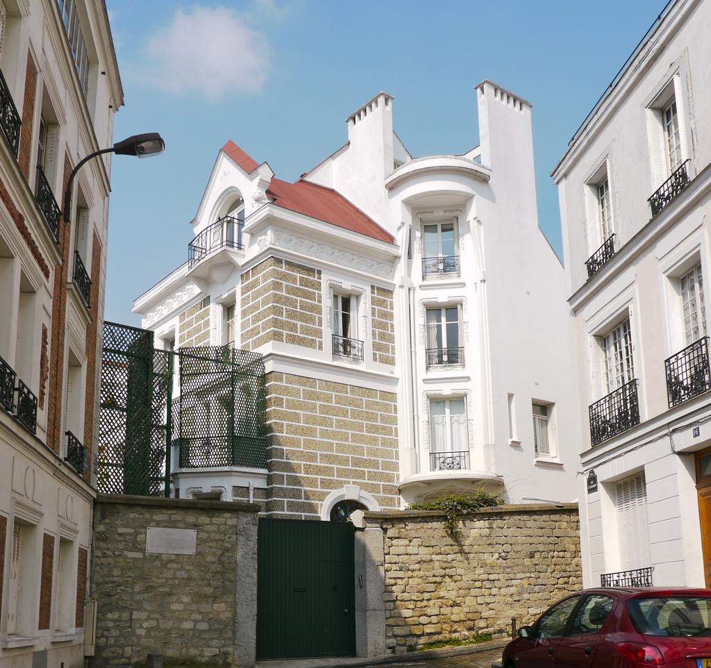 casa de dalida en Montmartre