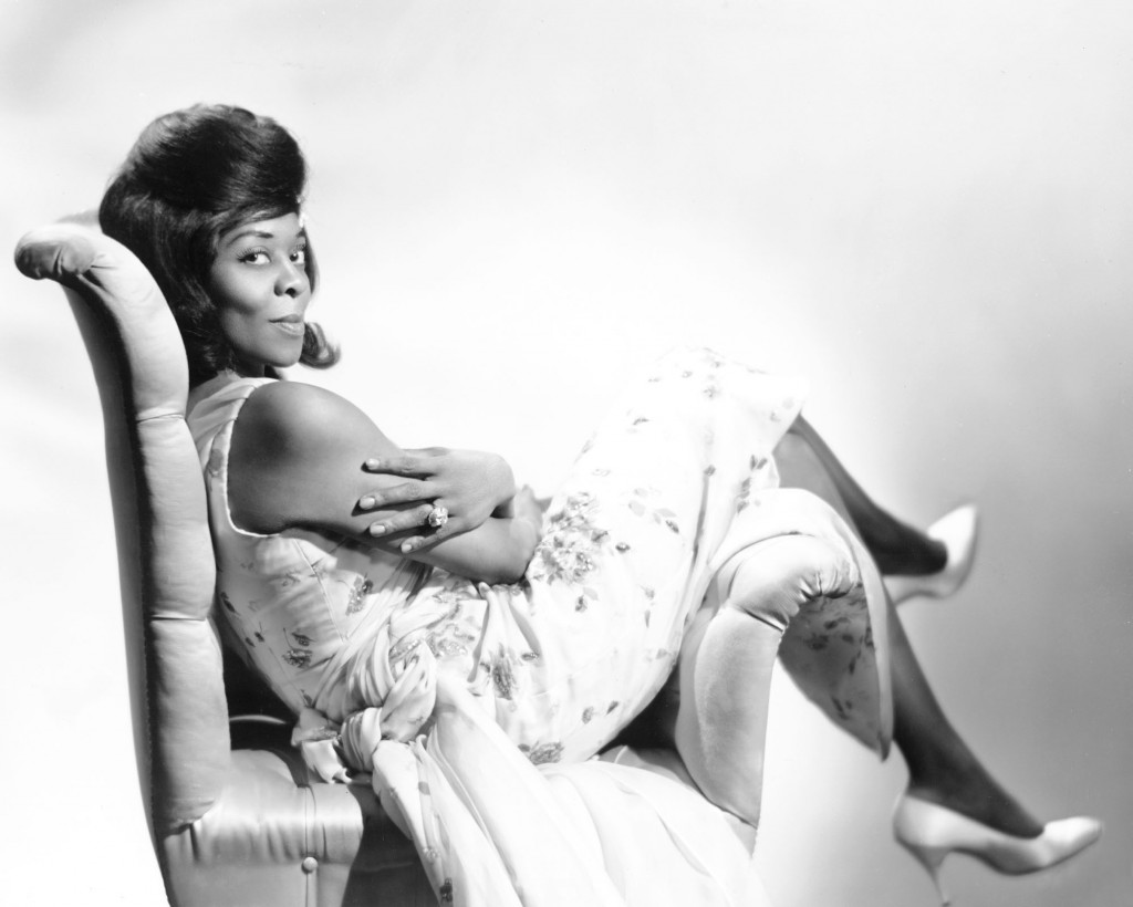 Photo of Dinah Washington