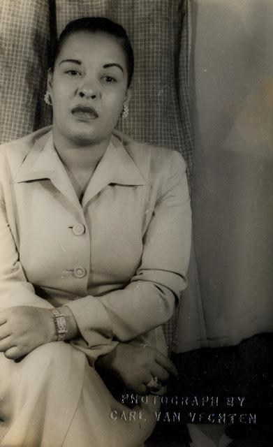 Billie+Holiday+by+Carl+Van+Vechten+1949