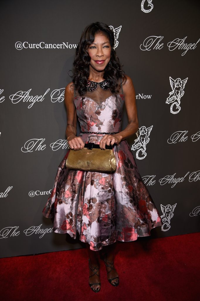 NEW YORK, NY - OCTOBER 20: Natalie Cole attends Angel Ball 2014 hosted by Gabrielle's Angel Foundation at Cipriani Wall Street on October 20, 2014 in New York City. (Photo by Dimitrios Kambouris/Getty Images for Gabrielle's Angel Foundation)