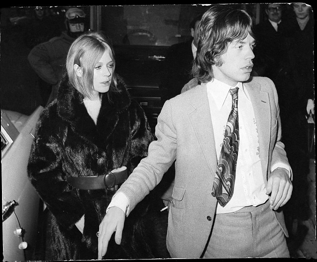 Mick and MarianneÕs court appearance on 18 December 1969 was to be the fourth time their case was heard. Two days later, Jagger and the band were scheduled to perform their Christmas party show at the Lyceum, London. 18 December 1969