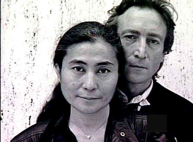 Ono y Lennon