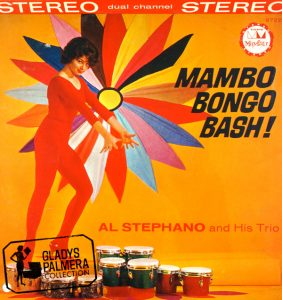 Al Stephano and his trio-Mambo Bongo bash-Mayfair-9722S-00234