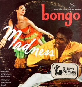 Don Ralke and Buddy Collette-Bongo Madness-Crown-5019-00121