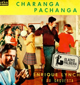 Enrique Lynch y su orquesta-Charanga pachanga-Sono Radio-LPL2002-00161