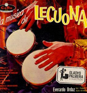 Everardo Ordaz-La musica de Lecuona-Coro-CLP836-00229