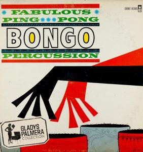 Fabulous ping pong-Bongo percussion-Coronet-CX141-00246