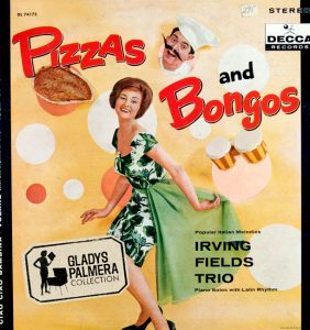Irving fields trio-Pizzas and Bongos-Decca-DL74175-0001
