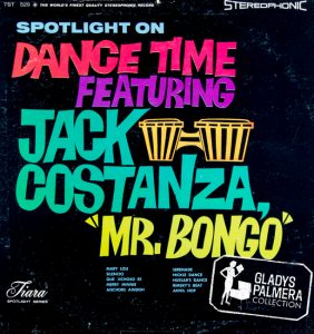 Jack Costanza, Mr.Bongo-Dance time featuring-Tiara-TST529-0037