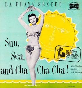 La playa sextet-Sun sea & cha cha cha-Mardi gras-LP5019-0170