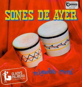 Miguelito Cuni y septeto 2-Sones de Ayer-Gema-LPG1108