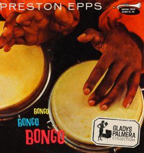 Preston Epps-Bongo bongo bongo-Original sound-LPS8851-00149