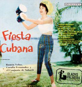 Ramón Veloz, Coralia Fernández y el Conjunto de Saborit-Fiesta Cubana-Kubaney-MT103