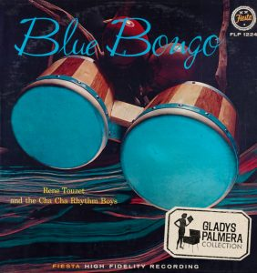 Rene Touzet and the cha cha rhythm boys-Blue Bongo-Fiesta-FLP1224-00238