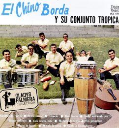 El Chino Borda y su conjunto tropiocal-Discos Rivera-DCL1059