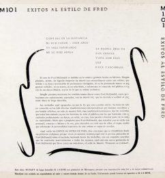 Exitos al estilo de Fred-Musart-M101-C