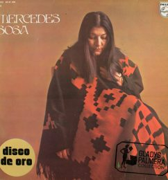Mercedes Sosa-Disco de Oro-Philips-6347208