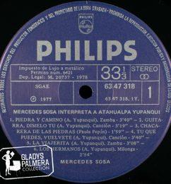 Mercedes Sosa-Mercedes Sosa Interpreta a Atahualpa Yupanqui-Philips-6347318-B