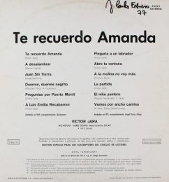 Víctor Jara-Te recuerdo Amanda-Movie Play-64627-C