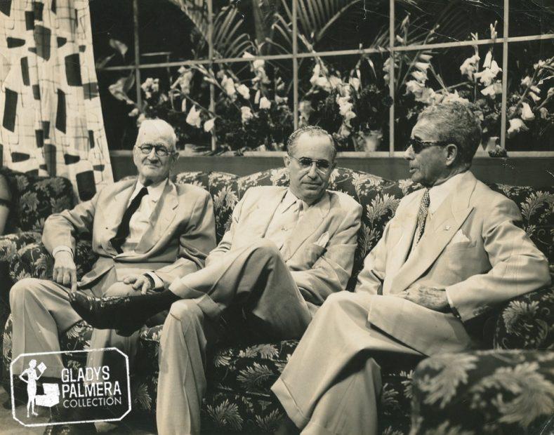 Hermanos Romeu y Oswaldo Farrés