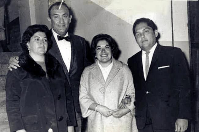 Pedro Vargas y Julio Jaramillo