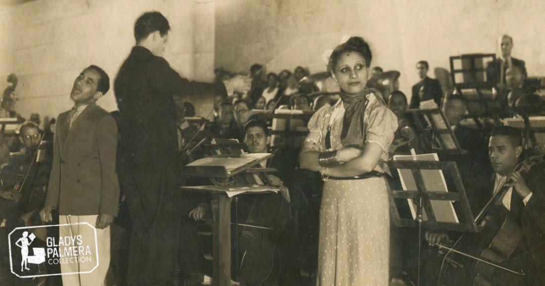 Alfredito Valdés y Rita Montaner