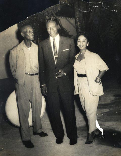Trinidad, Nat y Merceditas