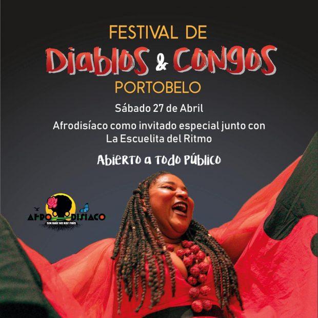 Festival Congos y Diablos