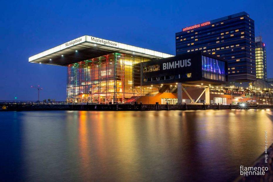 9 La sede de la Biennale en Amsterdam