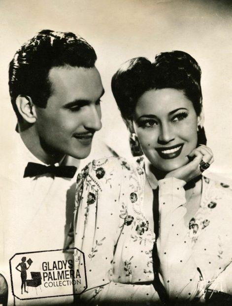 Tony Alvarez y Olga Chorens