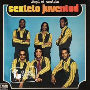 Sexteto Juventud-Aquí el sexteto-Latin-DLIS4016-7301