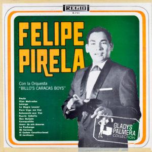 Felipe Pirela con la orquesta Billo´s Caracas Boys-Regio-R721