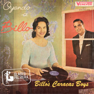 Billo's Caracas Boys 2-Oyendo a Billo-Venevox-BL27-8754