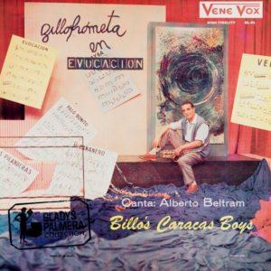 Billo's Caracas Boys-Evocación-Vene Vox-BL01-8748