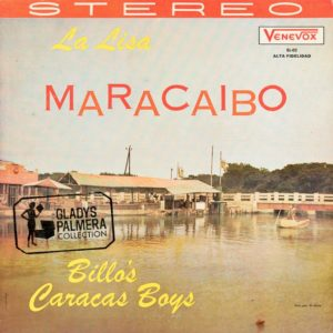 Billo's Caracas Boys-La Lisa Maracaibo-Venevox-BL02-8750