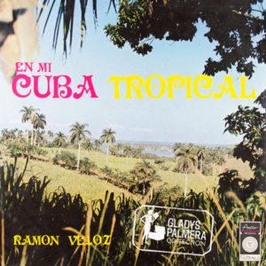 Ramón Veloz con las guitarras de Ojeda-En mi Cuba tropical-Areito-LDS3294