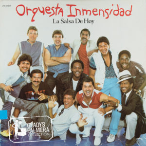 Orquesta Inmensidad-La salsa de hoy-ML-ML57-1-9249