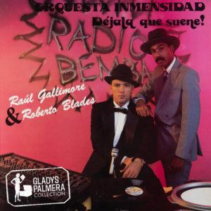 Raúl Gallimore & Roberto Blades-Déjala que suene!-Fania-JM664-1-9251