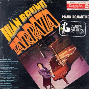 Juan Bruno Tarraza-Piano Romántico-Discuba-LPD608