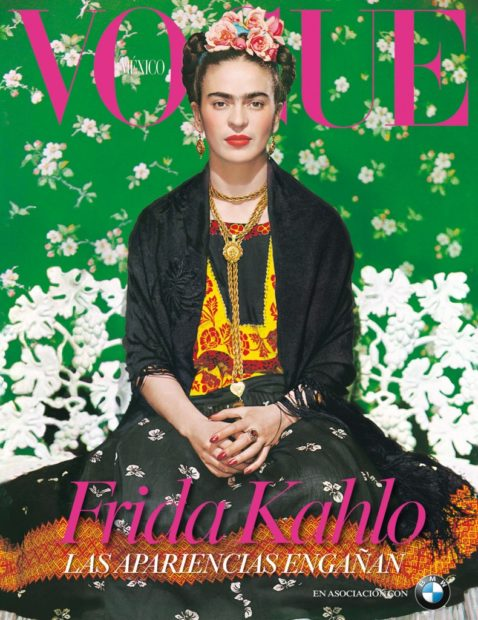 Frida Vogue