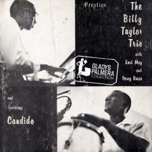 Billy Taylor trio and Candido-Prestige-PRLP188