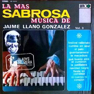 Jaime Llano Gonzalez LMSM