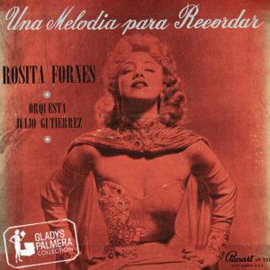 Rosita Fornes - Una melodia para recordar